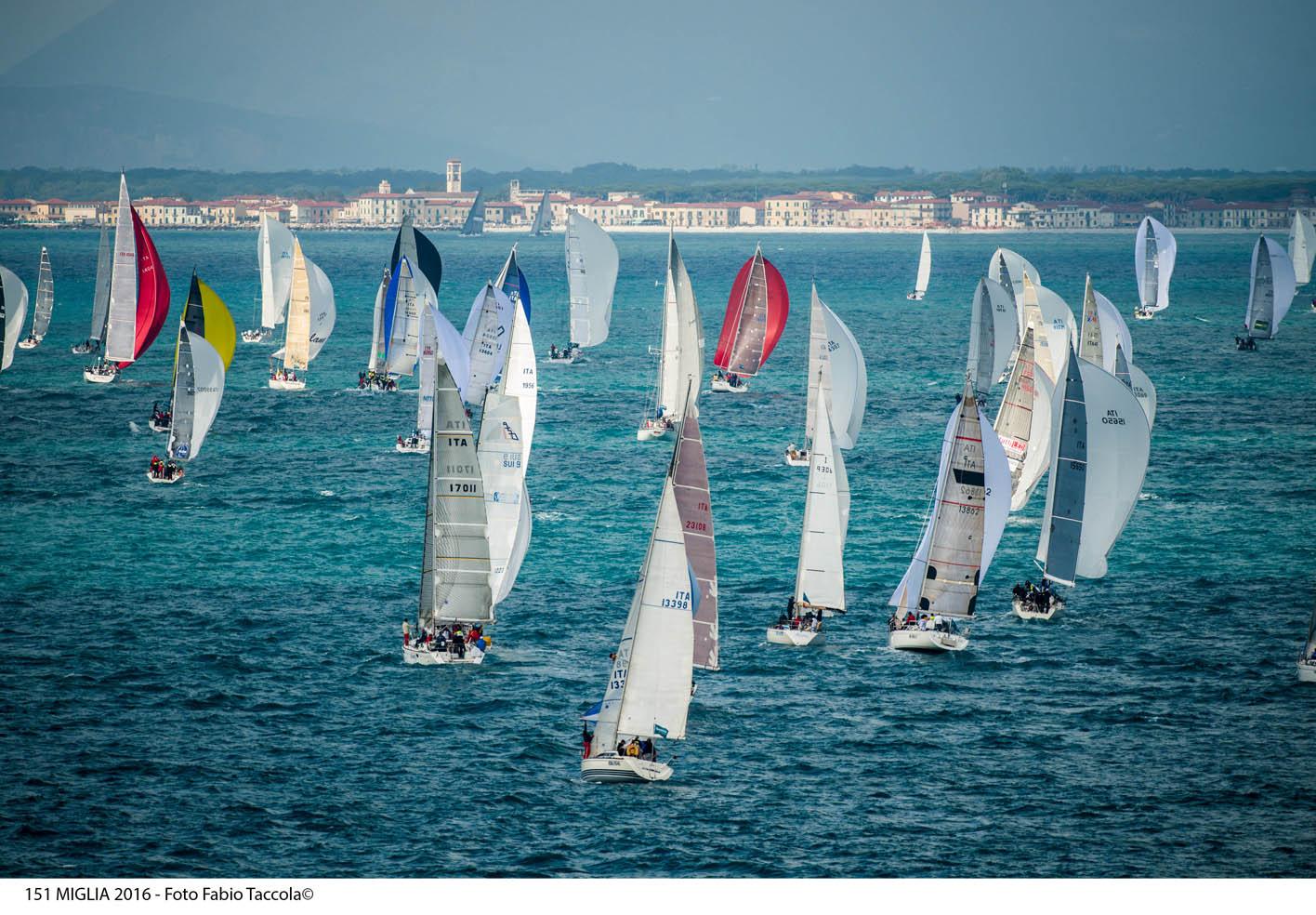 151 Miglia – Trofeo Cetilar 2017: tutte le novità di una delle regate più attese del Mediterraneo