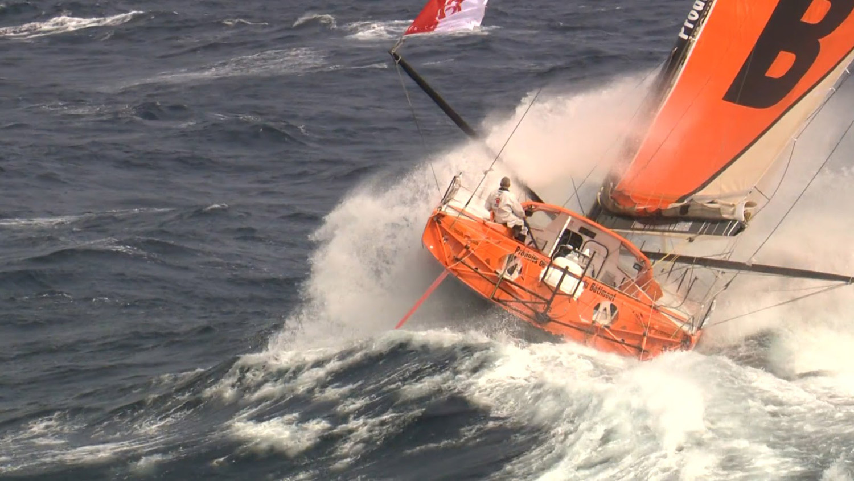 Vendée Globe: l'Everest della vela