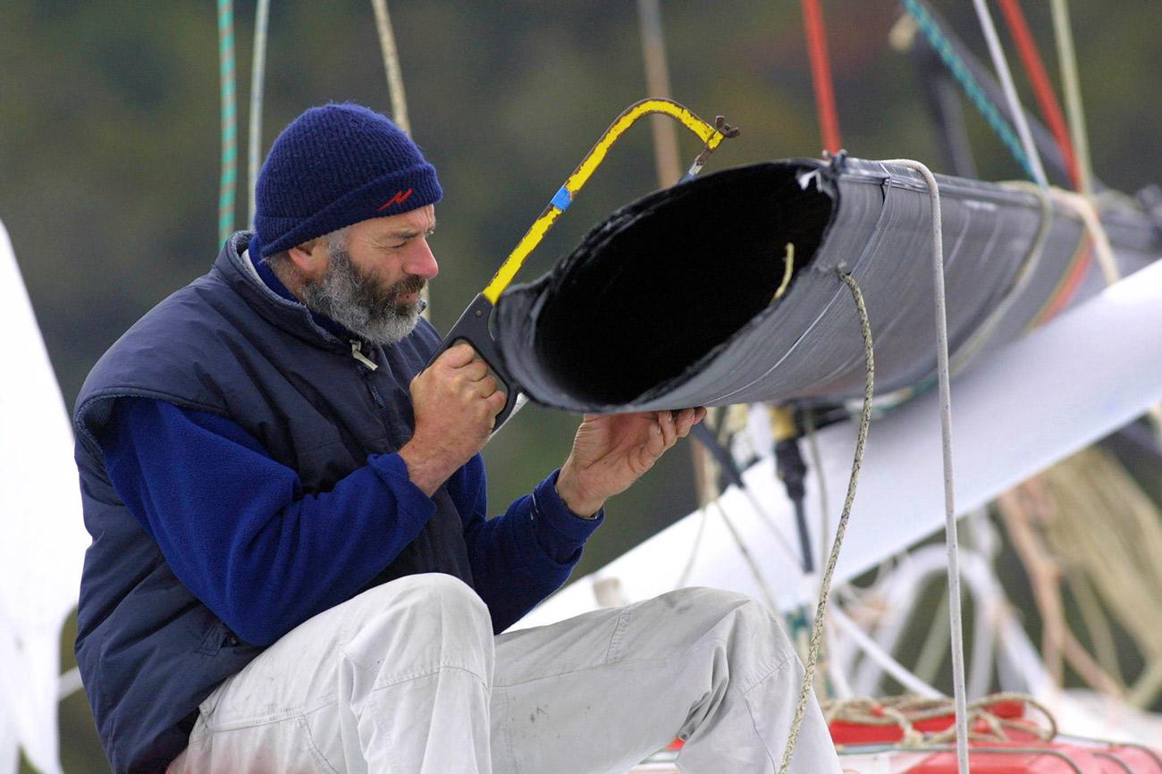 Yves Parlier, l'extraterrestre che ripiantava alberi
