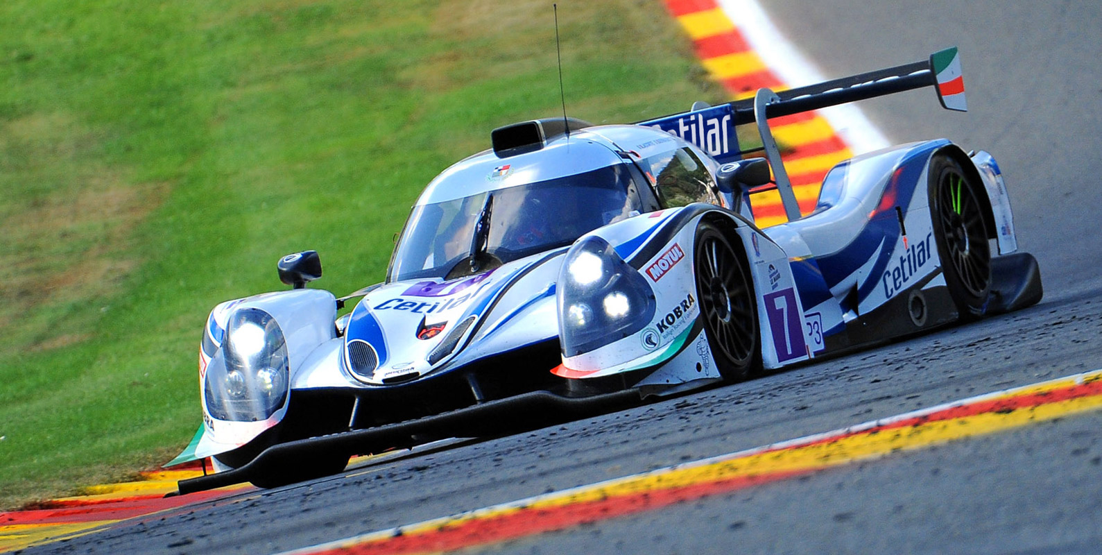 Quattro ruote e una grande passione, Cetilar Villorba Corse verso Le Mans