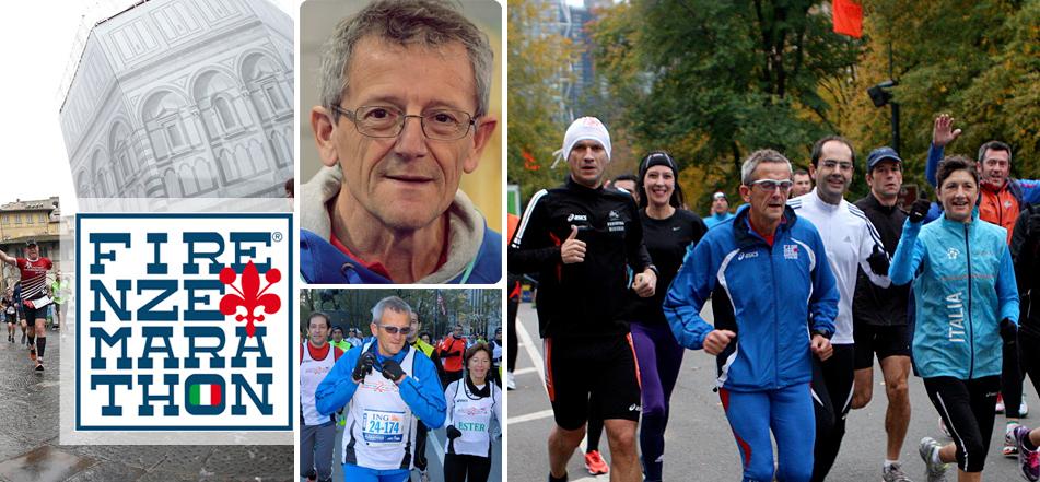 Fulvio Massini: cosa significa essere il direttore tecnico di Firenze Marathon