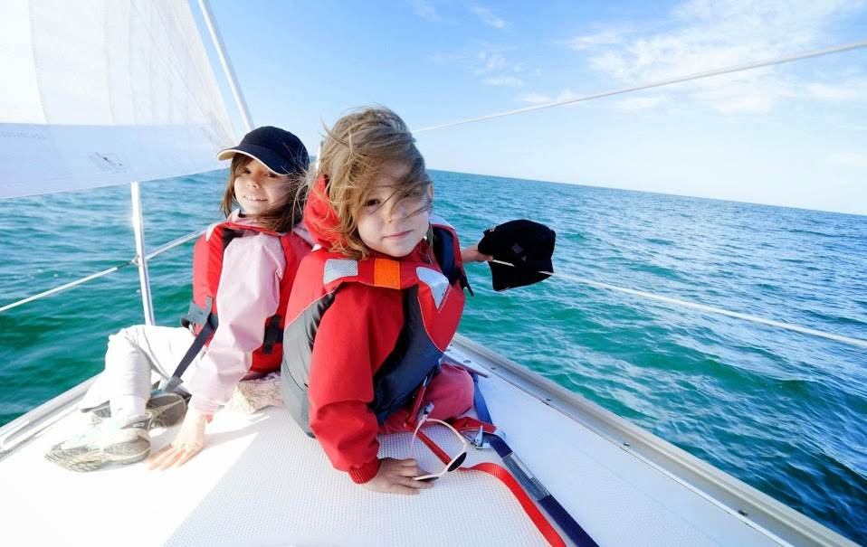Bambini a bordo, foglietto informativo