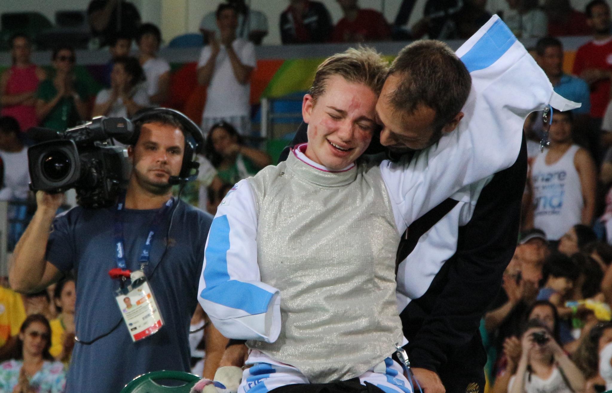 """""""A Rio mi è tornato il mal di pancia come quando tiravo"""", il ct Simone Vanni racconta il trionfo paralimpico"""