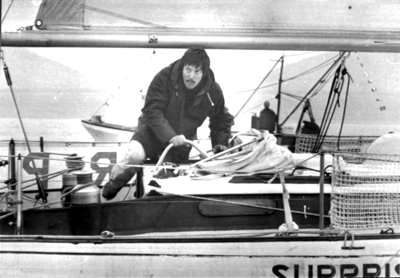 I solitari del mare, i velisti che hanno fatto la storia