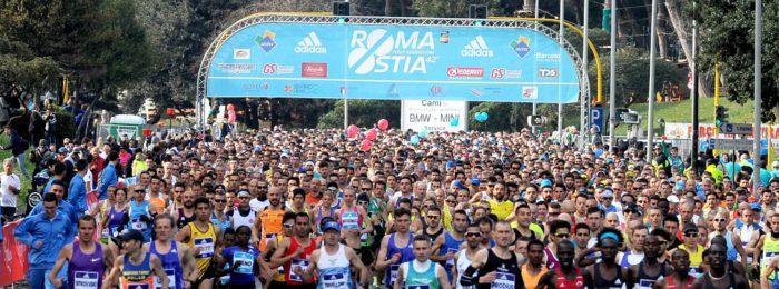 Segui la tua passione alla RomaOstia Half Marathon