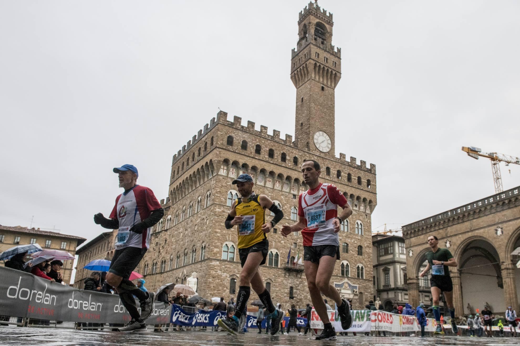 cetilar official sponsor della firenze marathon 2018