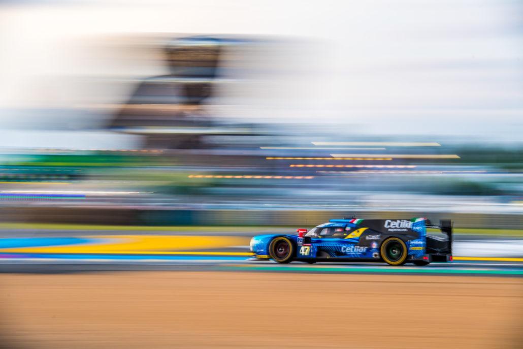 il team Cetilar Racing ammesso alla 24 ore di le mans 2019