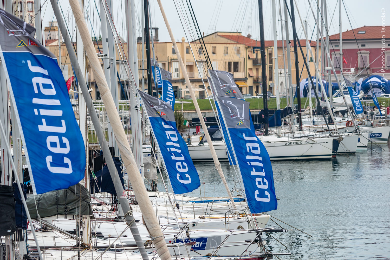 151 miglia - trofeo cetilar 2018 porto di pisa