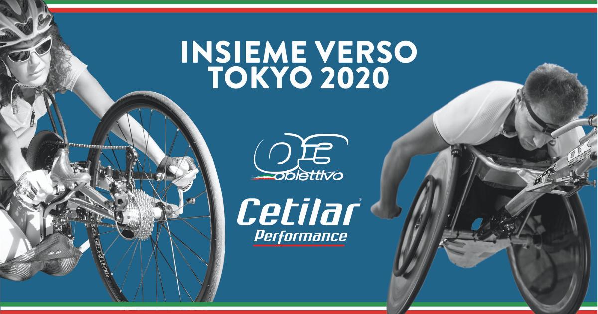 cetilar performance e obiettivo3 per le paralimpiadi di tokyo 2020