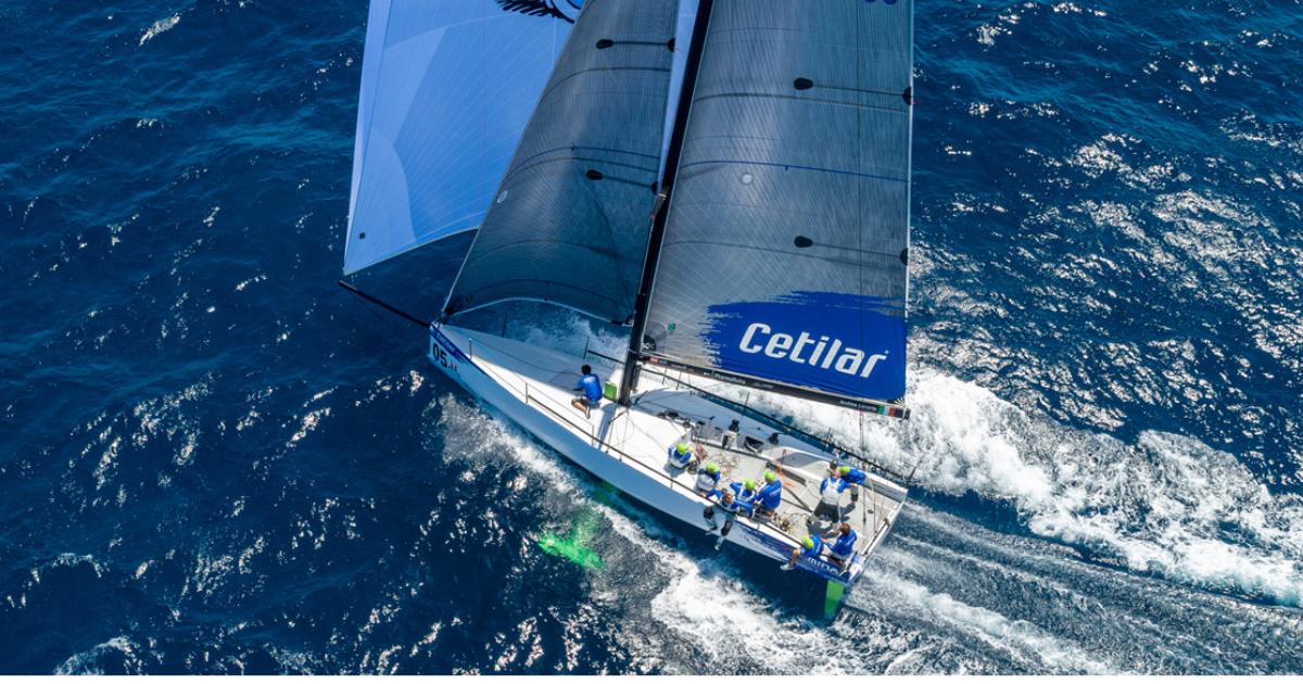 vitamina sailing stagione velica 2019 melges 40