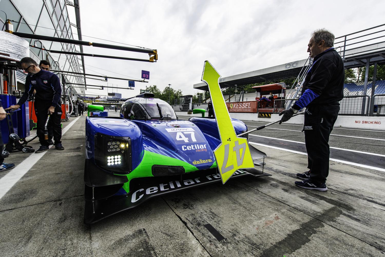 4 ore di monza 2019 cetilar racing test