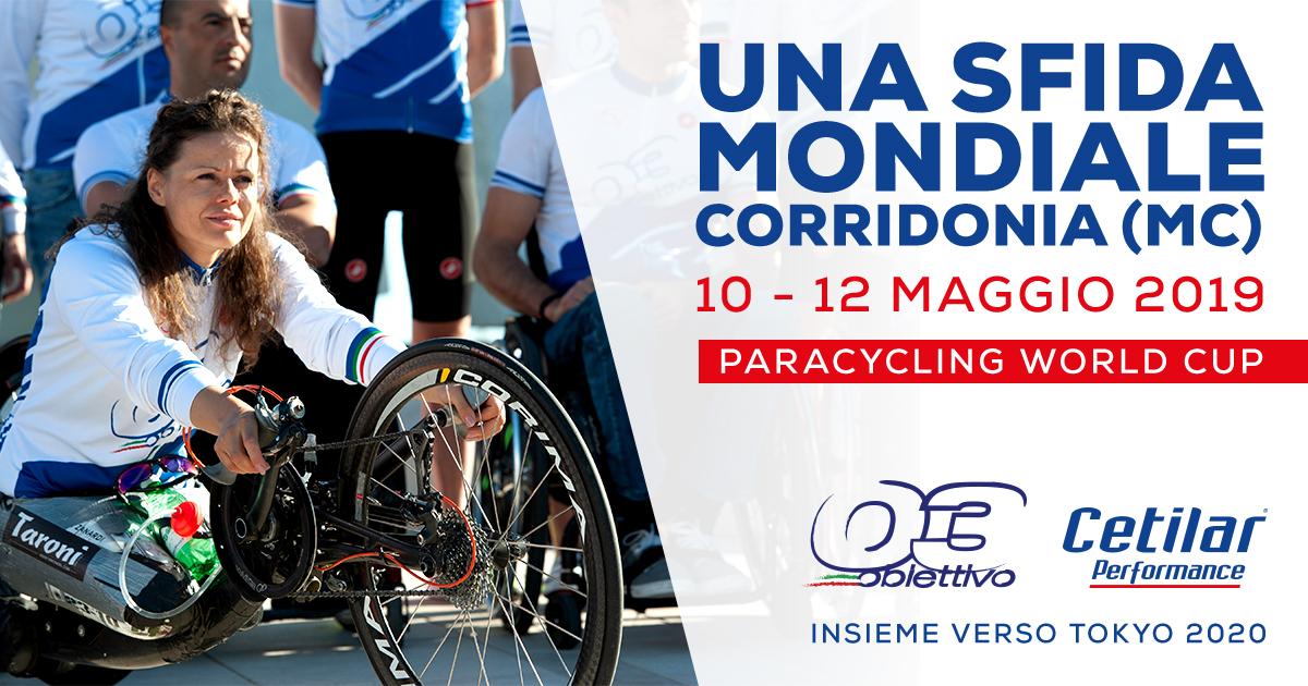 coppa del mondo di paraciclismo 2019 corridonia