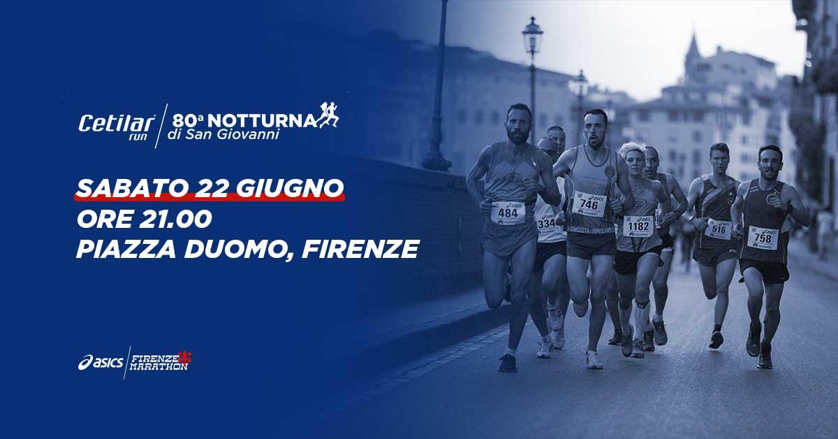 Cetilar Run Notturna di San Giovanni 2019