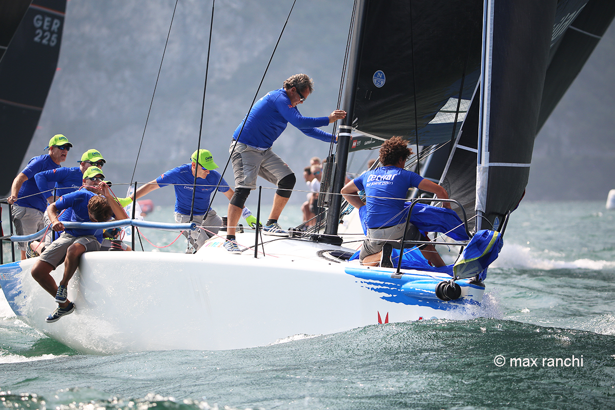 (Italiano) Melges 32 World League