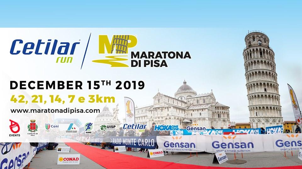 cetilar maratona di pisa 2019