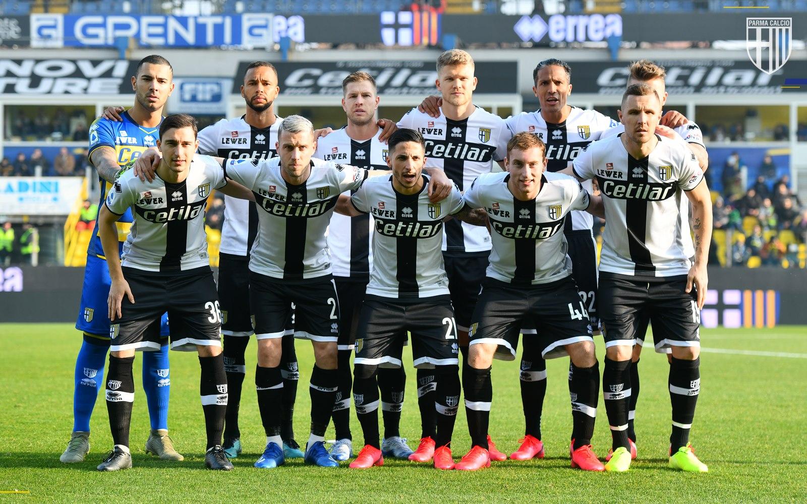 Il Parma Calcio Pronto Alla Ripresa Del Campionato Di Serie A Cetilar Sport
